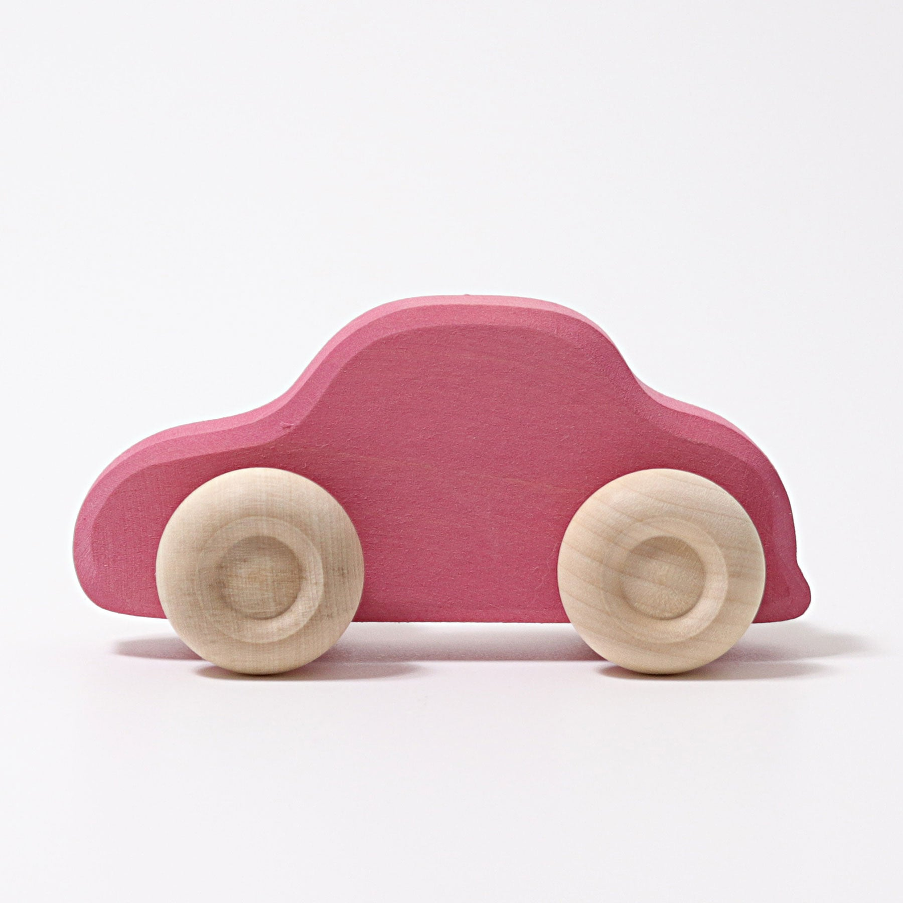 slimline wooden cars