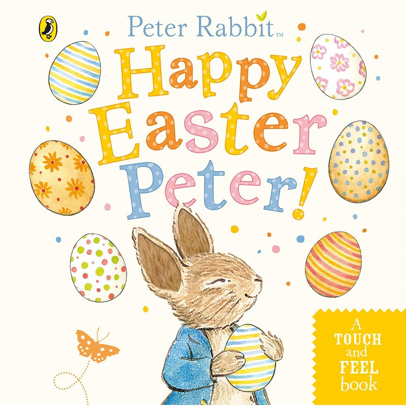 happy easter peter!