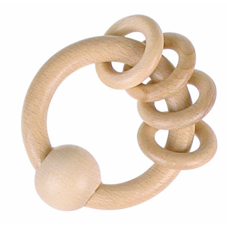 four-ring rattle