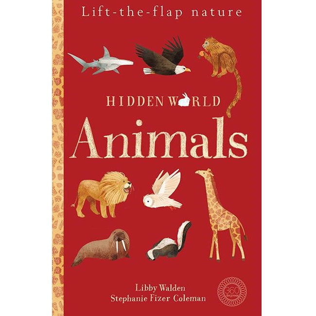 hidden world; animals