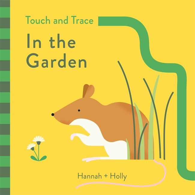 touch & trace: in the garden