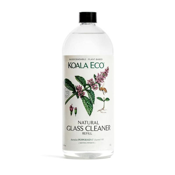refill: peppermint glass cleaner