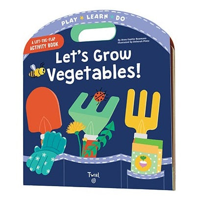 let's grow vegetables