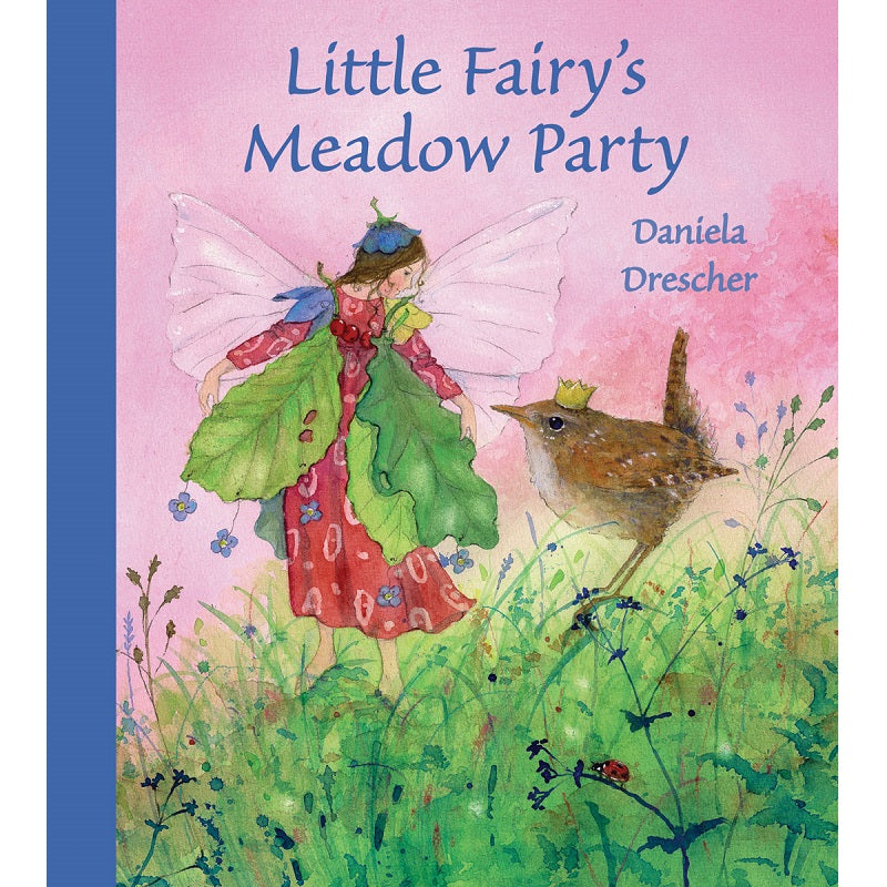 little fairy's meadow party