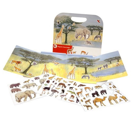 magnetic playset - savannah