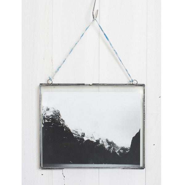 antique zinc frame (landscape)