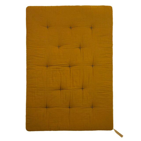 futon playmat - gold