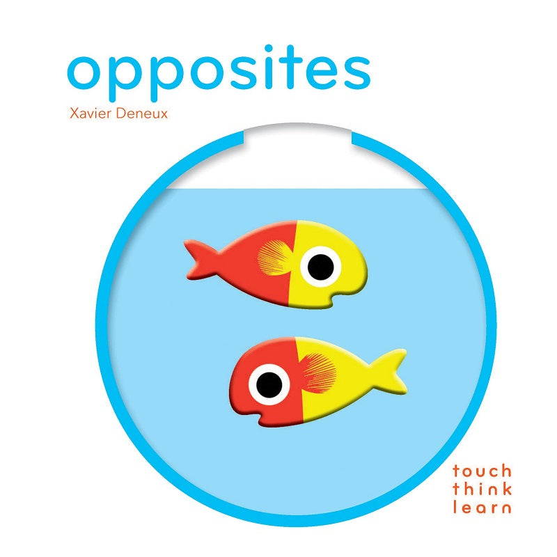 opposites (touch, think, learn series)