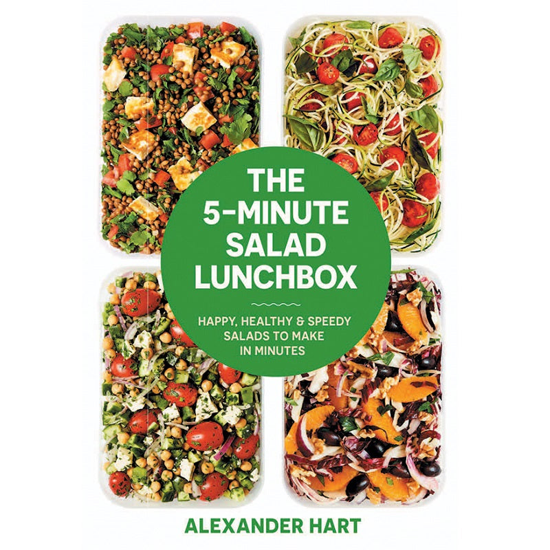 the 5-minute lunch box salad