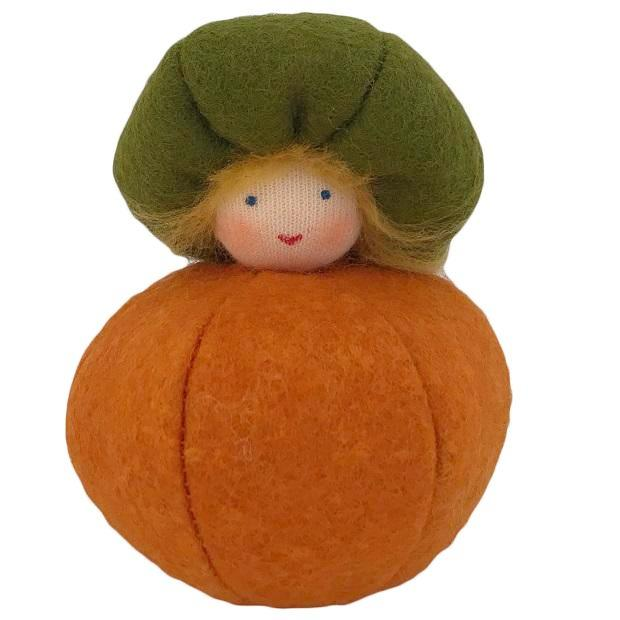 petey the pumpkin doll