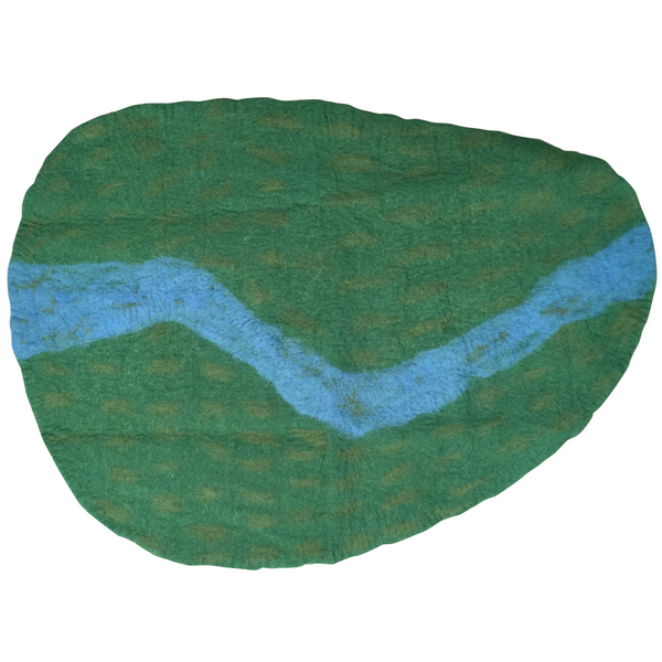 river playmat