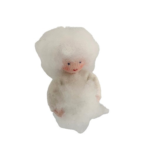 snowball flower fairy (hanging decoration) - fair