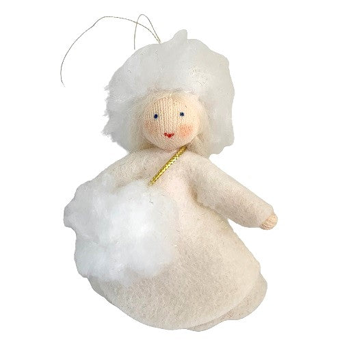 snowflake flower fairy (hanging decoration) - fair