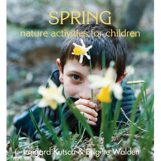 spring nature activities for children
