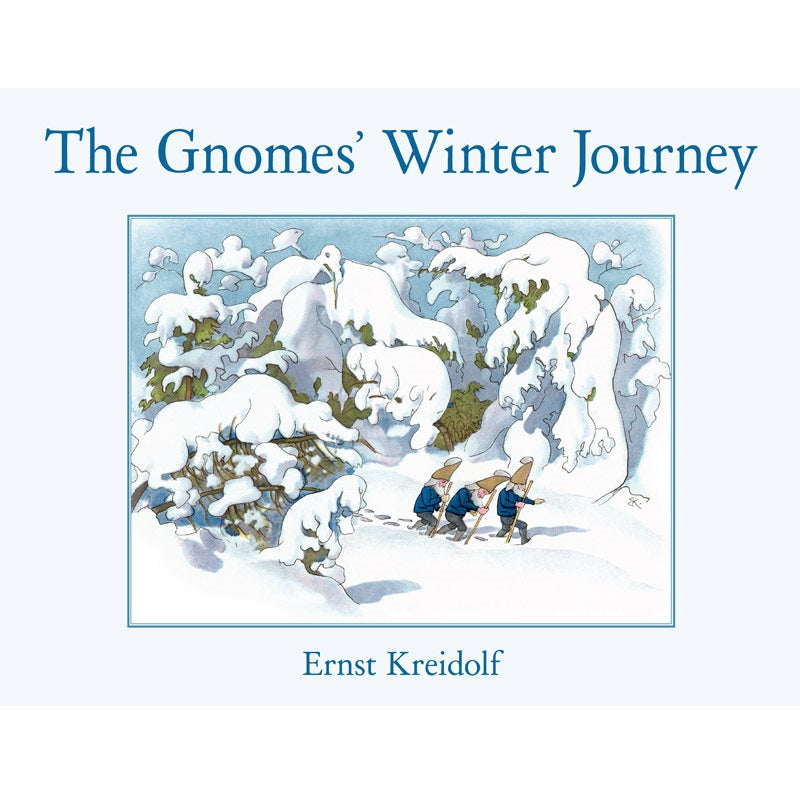 the gnome's winter journey