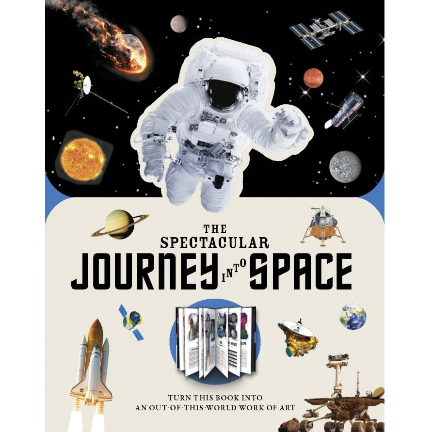 the spectacular journey into space