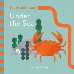 touch & trace: under the sea