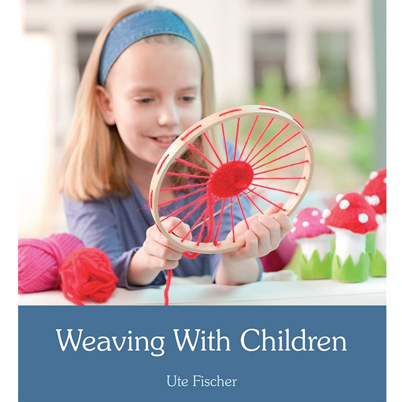 weaving with children
