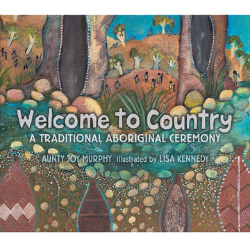 welcome to country - board book