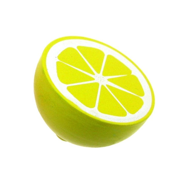 wooden lemon