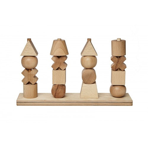 natural shape stacker - extra large