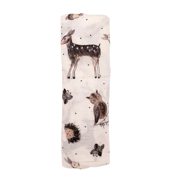 piper bug; woodland swaddle