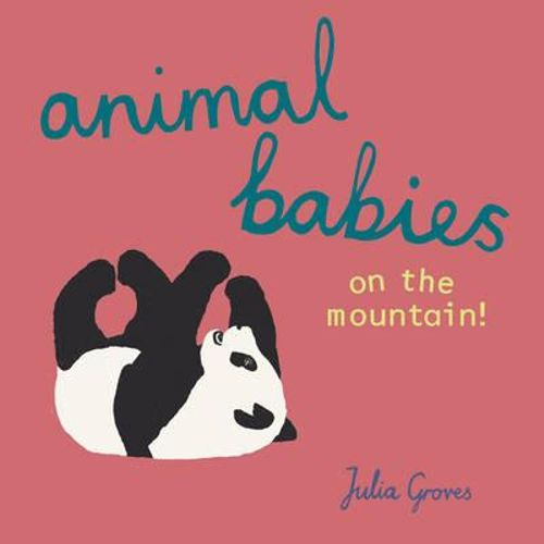 animal babies on the mountain
