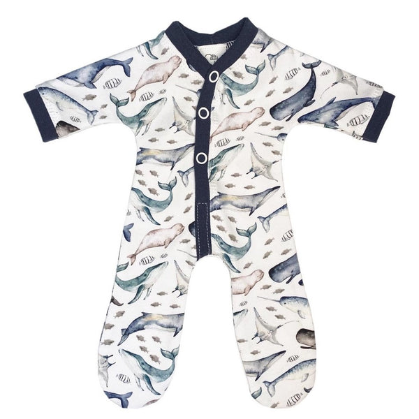 under the sea sleepsuit - 38cm