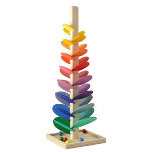 small musical marble tree