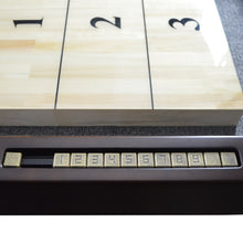 Load image into Gallery viewer, Imperial 9' Antique Walnut Shuffleboard