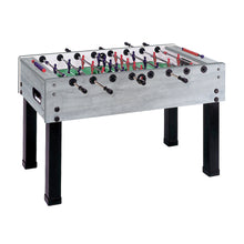 Load image into Gallery viewer, Garlando G-500 Grey Oak Foosball Table