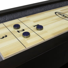 Load image into Gallery viewer, Penelope 12-ft. Shuffleboard Table; Espresso