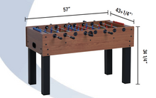 Load image into Gallery viewer, Garlando F-100 Foosball Table