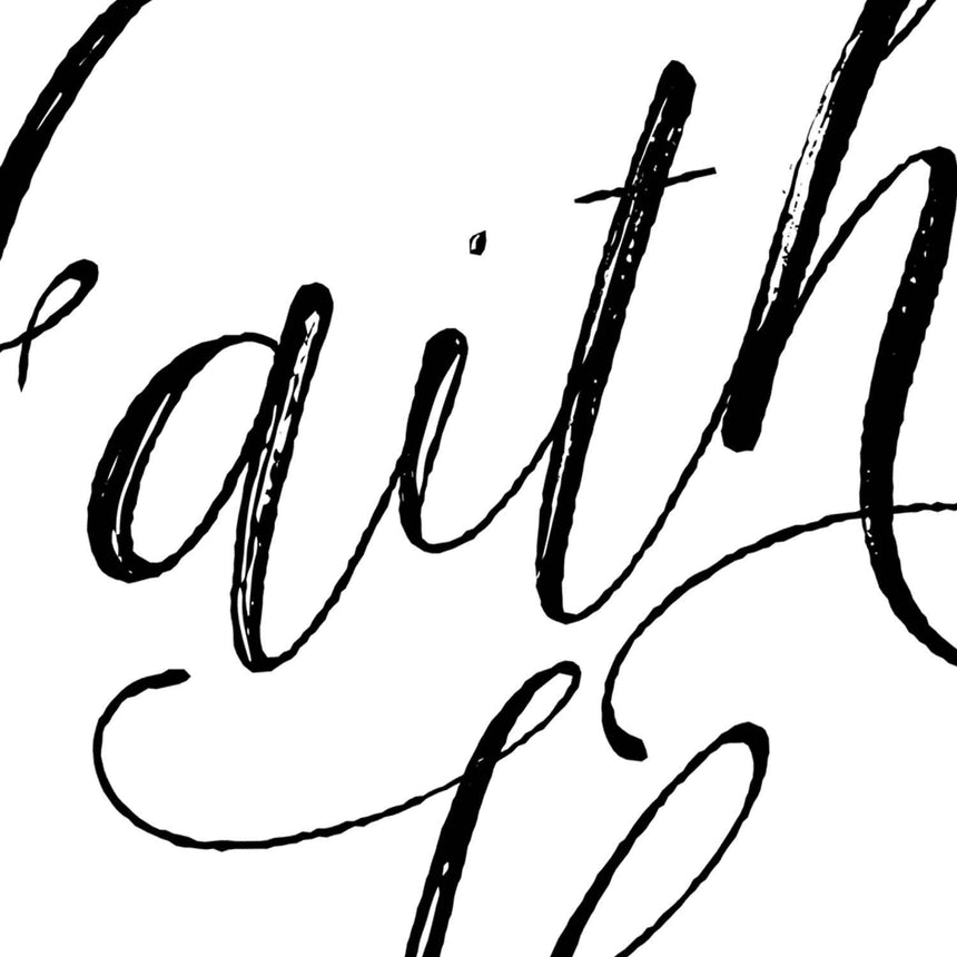 Faith Hope Love Combo - Wall Decor