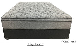 "Dreamline ""Day Dream"" Single Sided Euro Top Mattress - King Size"