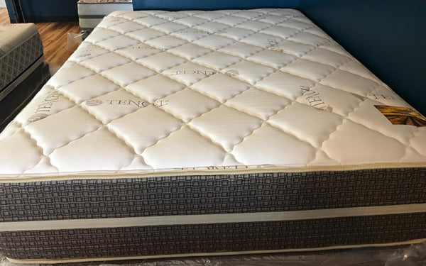 "Dreamline Tuff Bedding ""Trust"" Plush Top Mattress - Full Size"