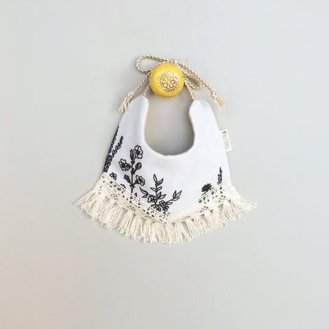 Lucy Reversible Bib - Billy Bibs - 1