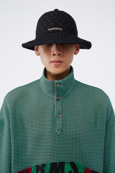 NAMESAKE - Strike Bucket Hat Black