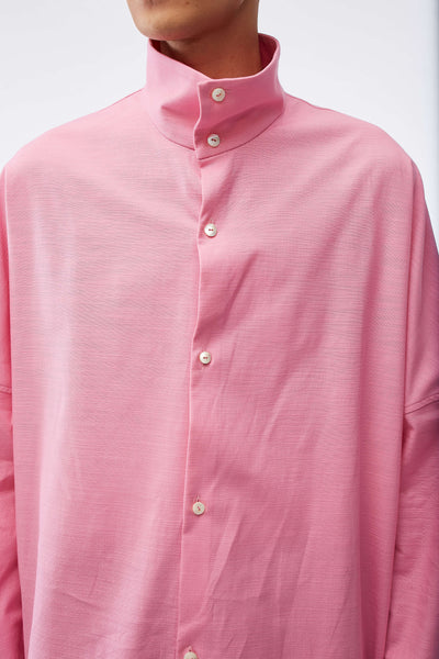 Adams Turtleneck Shirt Sakura Pink