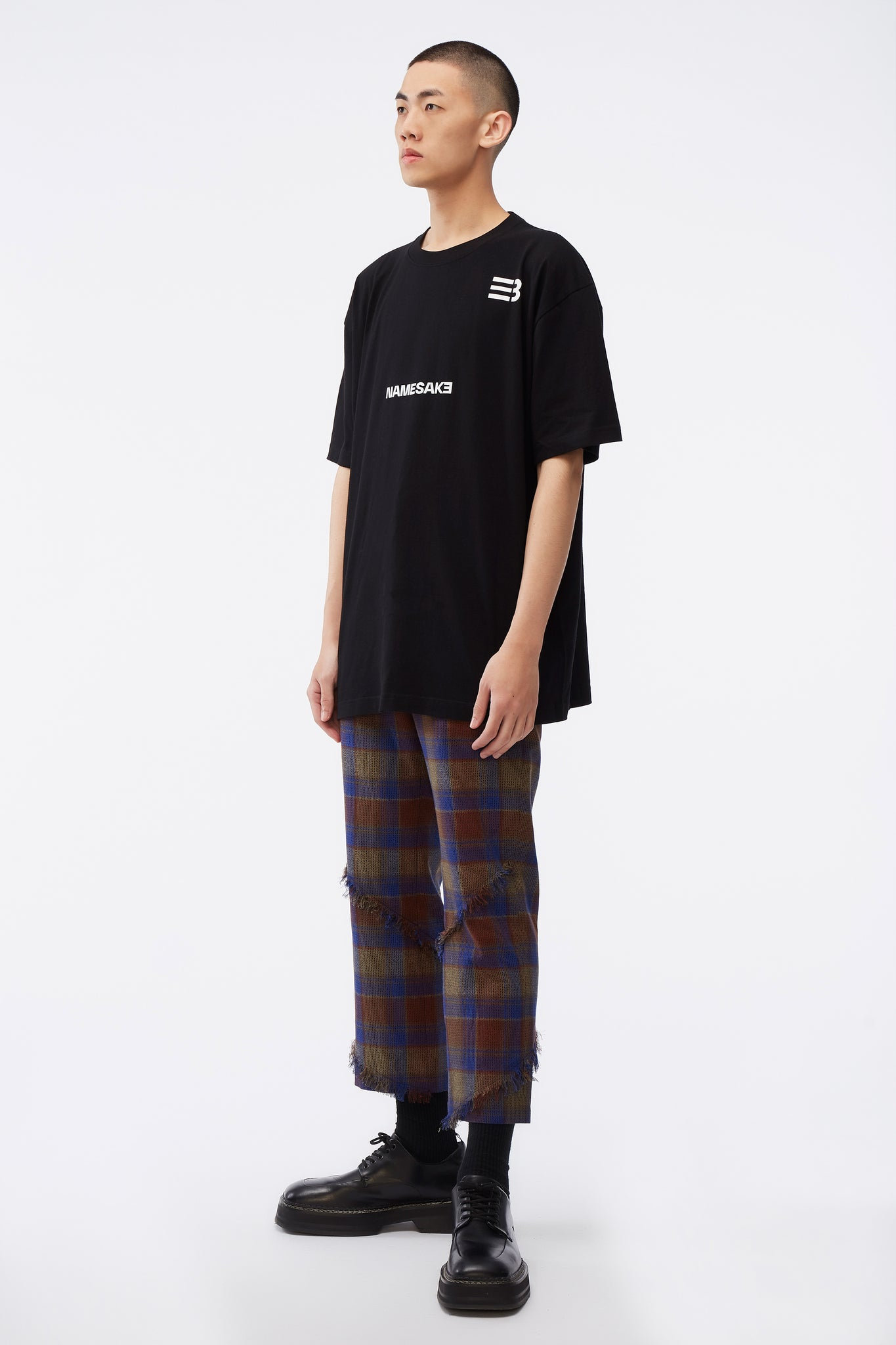 Sava Oversized Tee Black