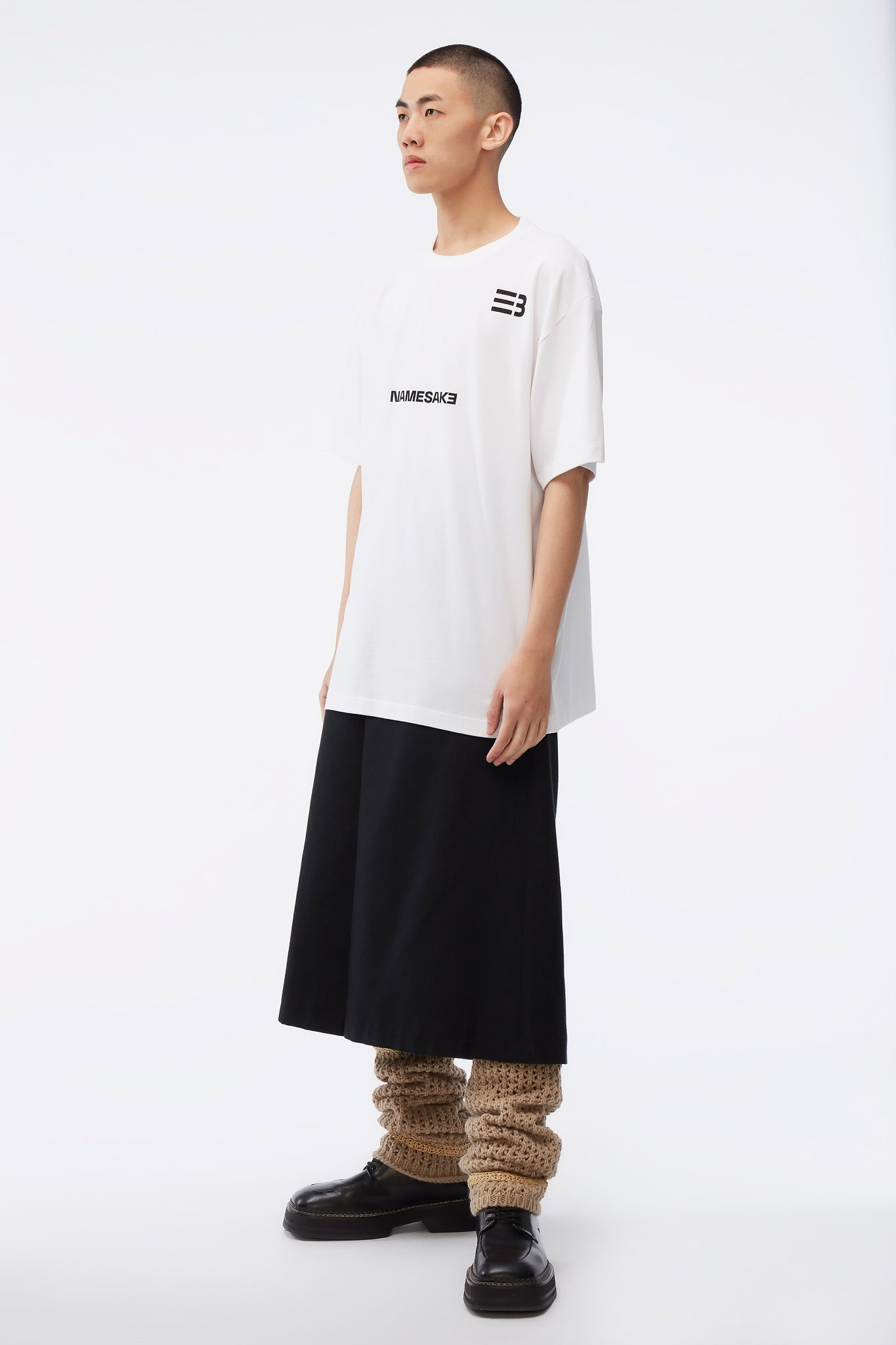 Sava Oversized Tee White
