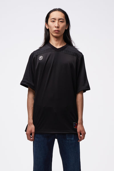 Martine Rose - Two-way Football Top Black
