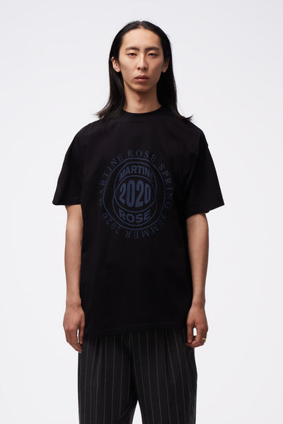 Martine Rose - Two-way T-shirt Black