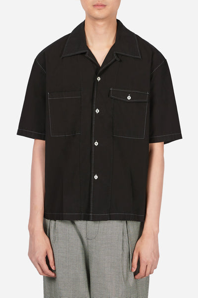 Maison Margiela - Pocket Shirt Black