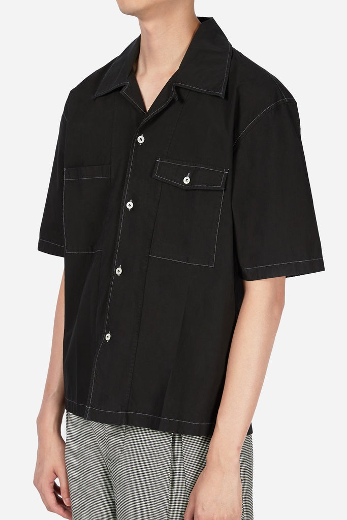 Pocket Shirt Black