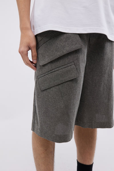 Le Short Colza Dark Grey