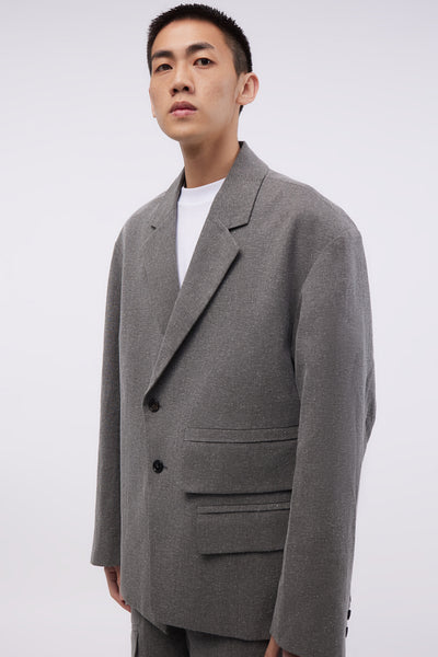 La Veste Novi Dark Grey