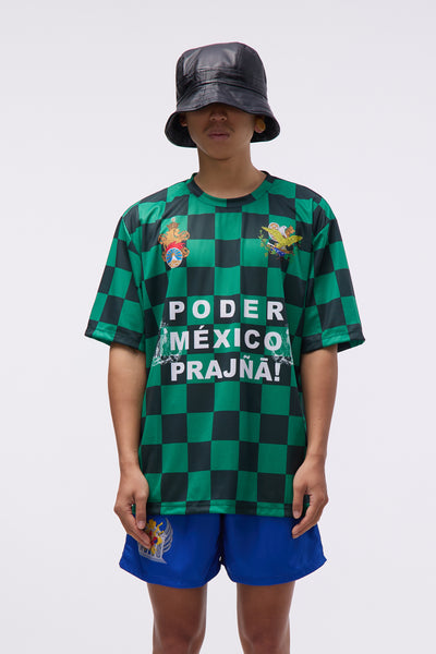 Liberal Youth Ministry - Mexico Jersey Green