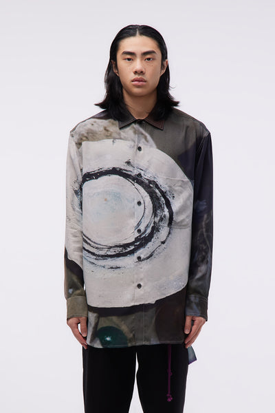 Song for the mute - L/S Oversized Shirt Spinner