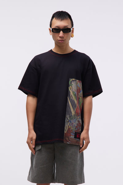 Rassvet - T-shirt Black